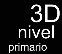 Dibujo en 3D Nivel primario