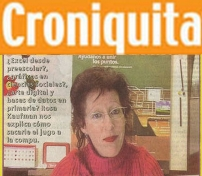Croniquita