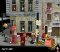 juego flash escape del callejón