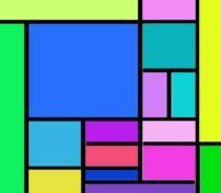 Haz clic para ir a Mondrian
